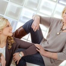 Mother and Daughter Makeover Photo Shoot - Special Offer