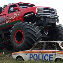 Monster Truck Thrill