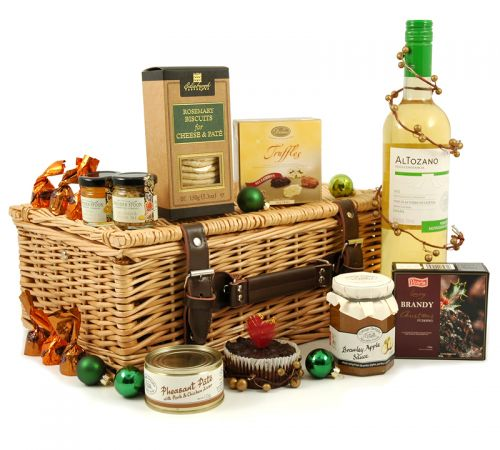 Christmas Treasures - Christmas Hampers