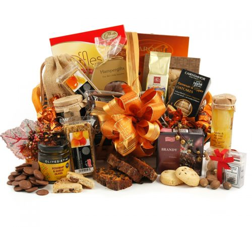 Christmas Joy Food Hamper - Christmas Hampers