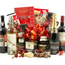 Christmas Decadence - Christmas Hampers