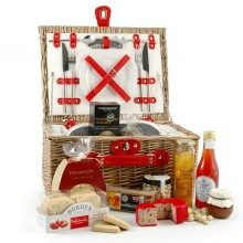 Chiller Picnic Hamper for Two