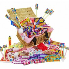 Fizzy Favourites Sweet Hamper