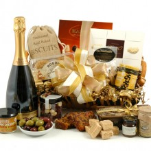 The Topaz Sparkling Wine Hamper