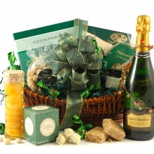 White Christmas - Xmas Hampers