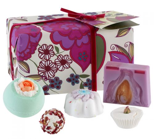 Funky Scented Bath Gift