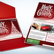 Red Letter Days Merry Christmas Gift Card (£200)