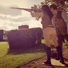 Women Only Introduction to Clay Shooting with Tea and Cake