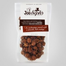 Joe & Seph's Gourmet Popcorn (Caramel with Belgian Chocolate)