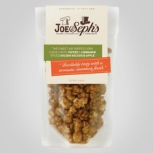 Joe & Seph's Gourmet Popcorn (Toffee Apple & Cinnamon)