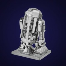 Star Wars 3D Metal Model Kits (R2-D2)