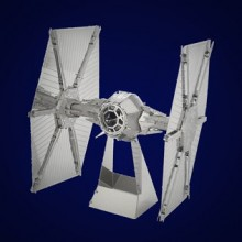 Star Wars 3D Metal Model Kits (Tie Fighter)