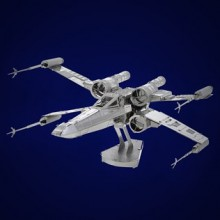 Star Wars 3D Metal Model Kits (X-Wing)