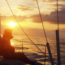 Yacht Sailing Evening for Two