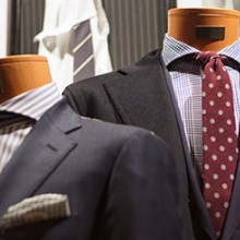 Men's Four Hour Personal Shopping Experience with a Be Styled Stylist, London