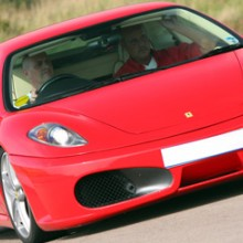 Ferrari Driving Thrill