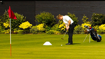 Intermediate Full Day Golf Masterclass with a PGA Pro