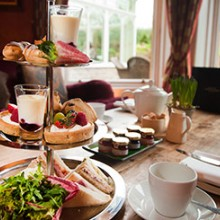 Spa Treat and Afternoon Tea for Two