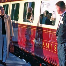 Belmond British Pullman 'Golden Age of Travel' Trip for Two from London