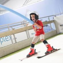 Exclusive One Hour Junior Ski Lesson with Skiplex