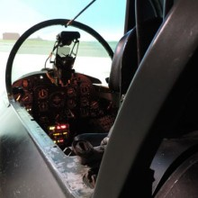 30 Minute Fighter Pilot Flight Simulator Experience