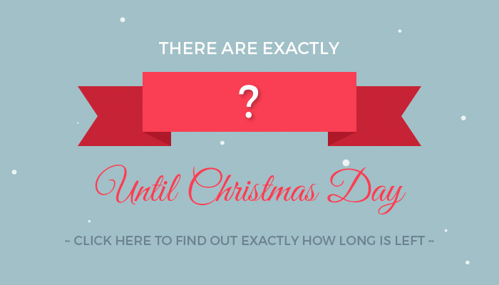 exact time until christmas day exact time till xmas day 2018 days hours minutes seconds - How Many Days Till Christmas Eve